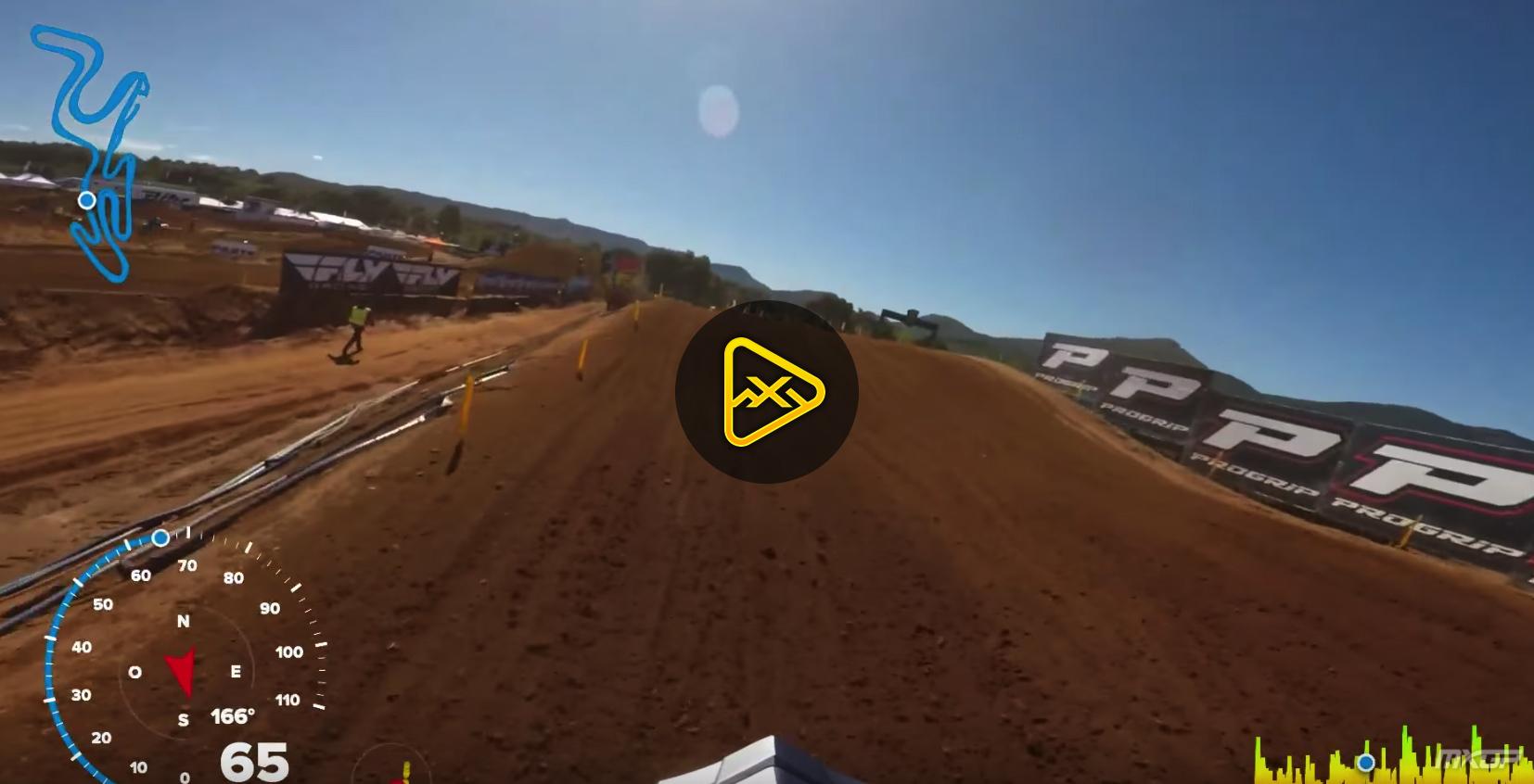 GoPro: Fast Lap with Jorge Prado – MXGP Spain