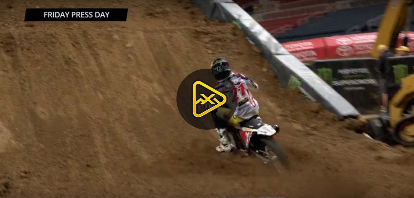Track Feature – 2018 St Louis SX