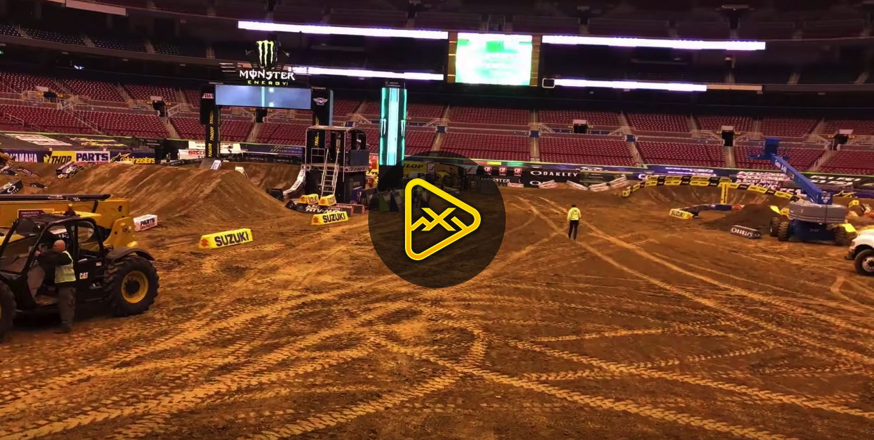 Track Conditions Report – St Louis SX
