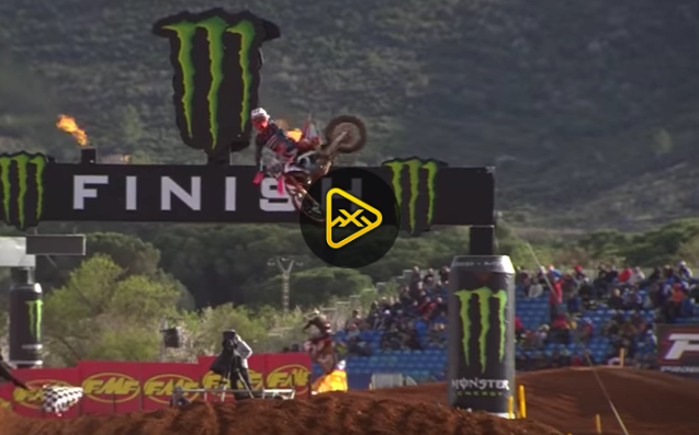 Qualifying Highlights – 2018 MXGP of Spain