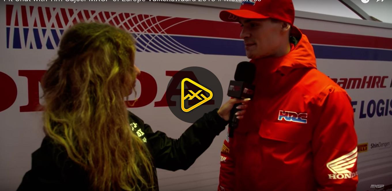 Tim Gasjer Interview – 2018 Valkenswaard