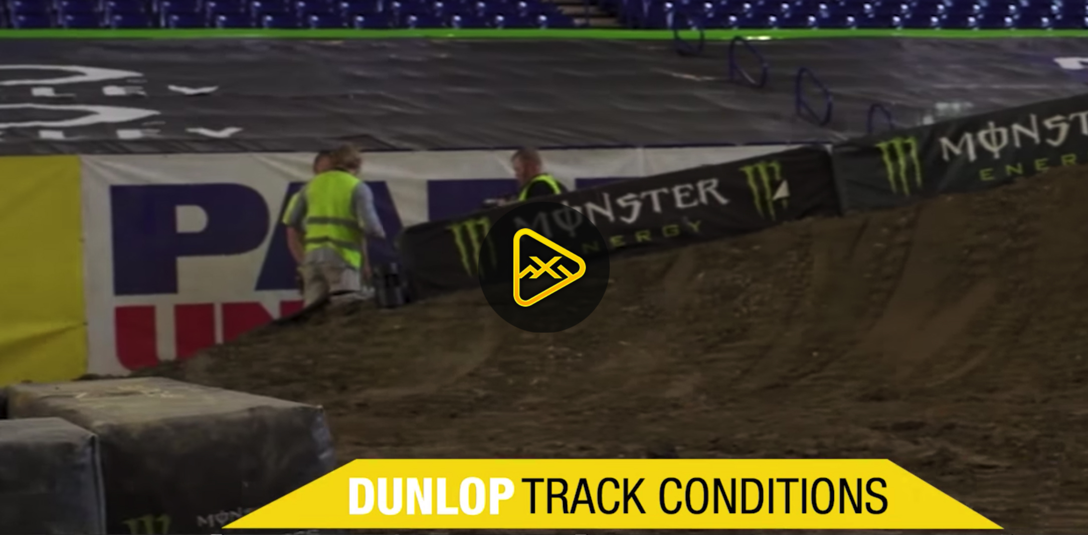 Track Condition Report – 2018 Indianapolis SX