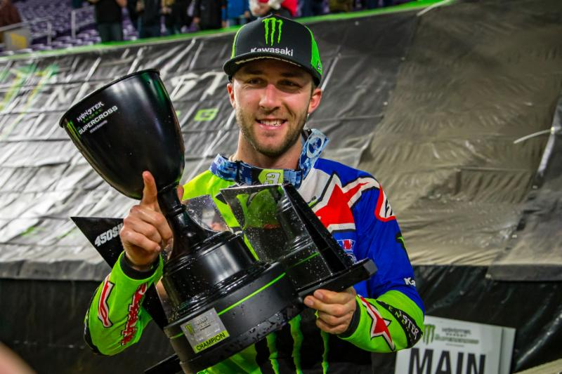 Tomac and Martin Win at 2018 Minneapolis SX