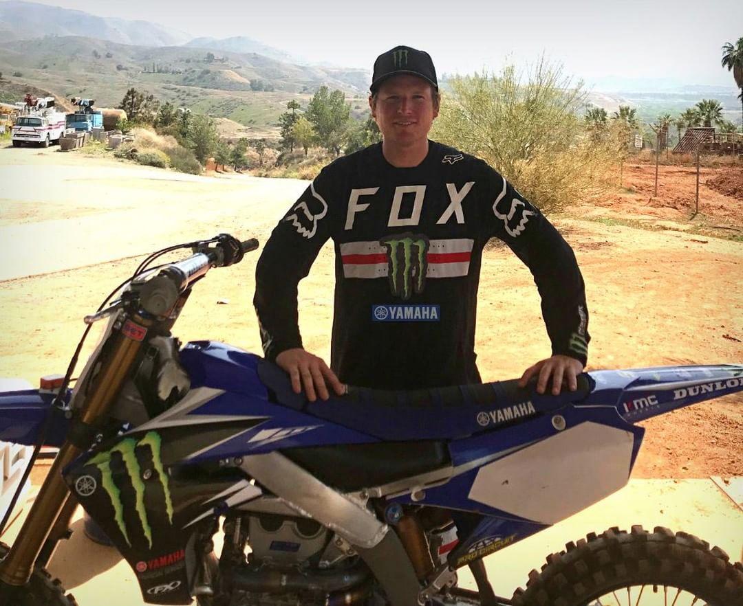 Josh Hill Returning to Supercross