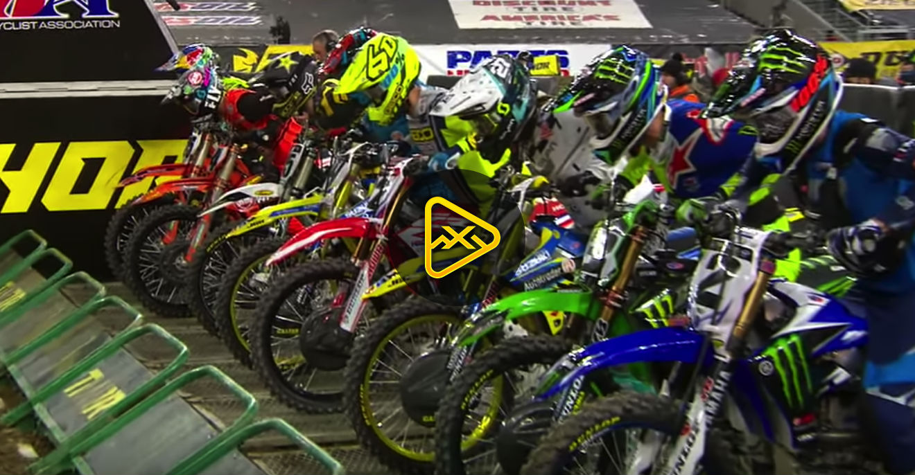 450SX Main Event Highlights – 2018 Minneapolis SX