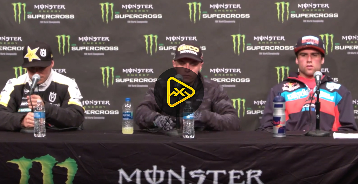 250 Press Conference – 2018 Minneapolis SX
