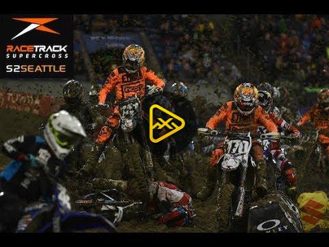 Racetrack Supercross: 2018 Seattle Supercross