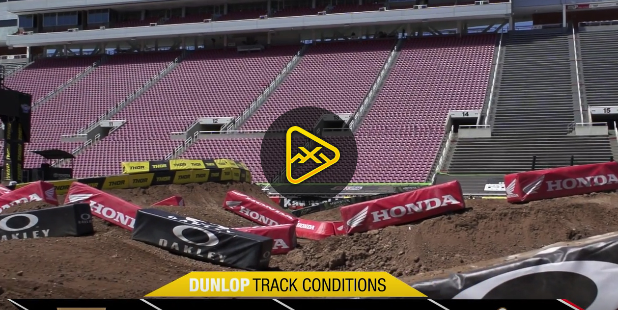 Track Condition Report – 2018 Salt Lake City SX
