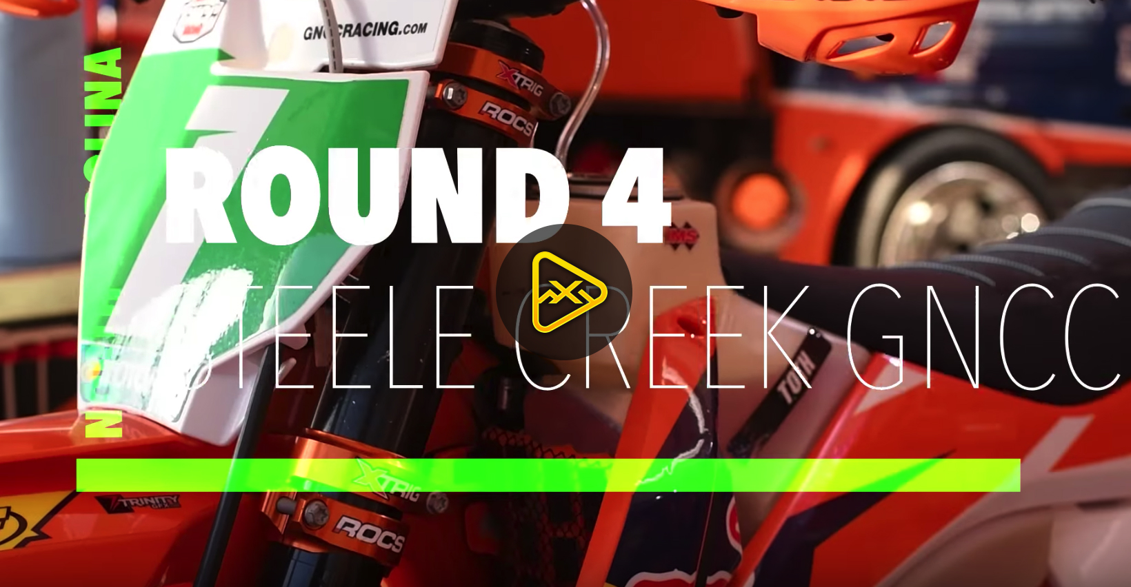 2018 FMF Steele Creek GNCC Highlights