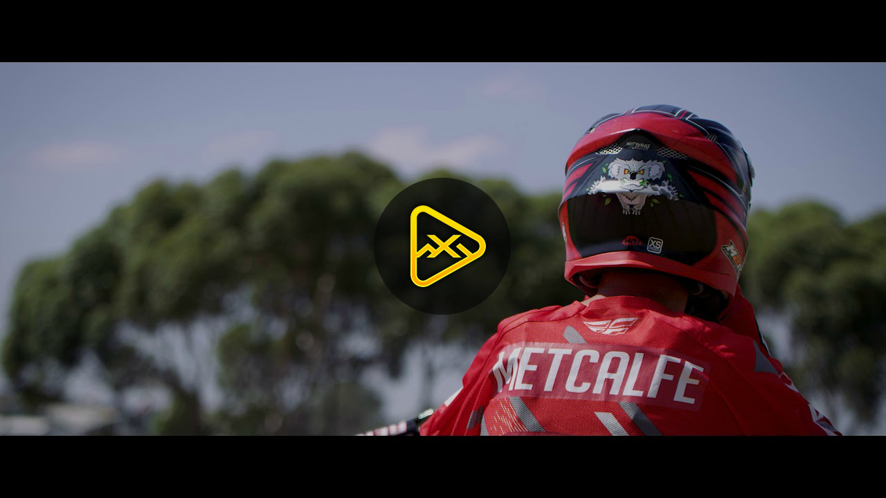 This is Motocross – Brett Metcalfe