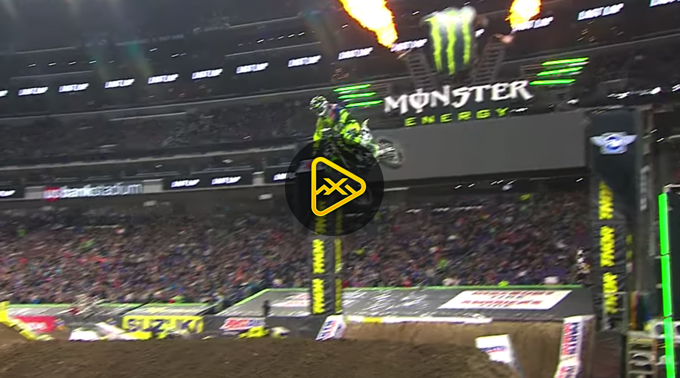 450SX Highlights – 2018 Minneapolis SX