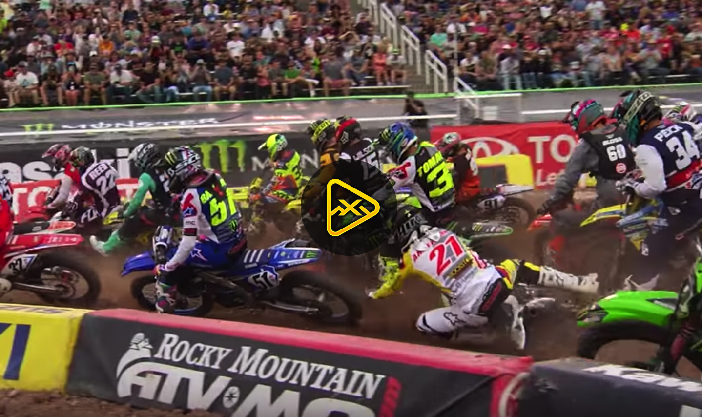 Official Post Race Show – 2018 Salt Lake City SX