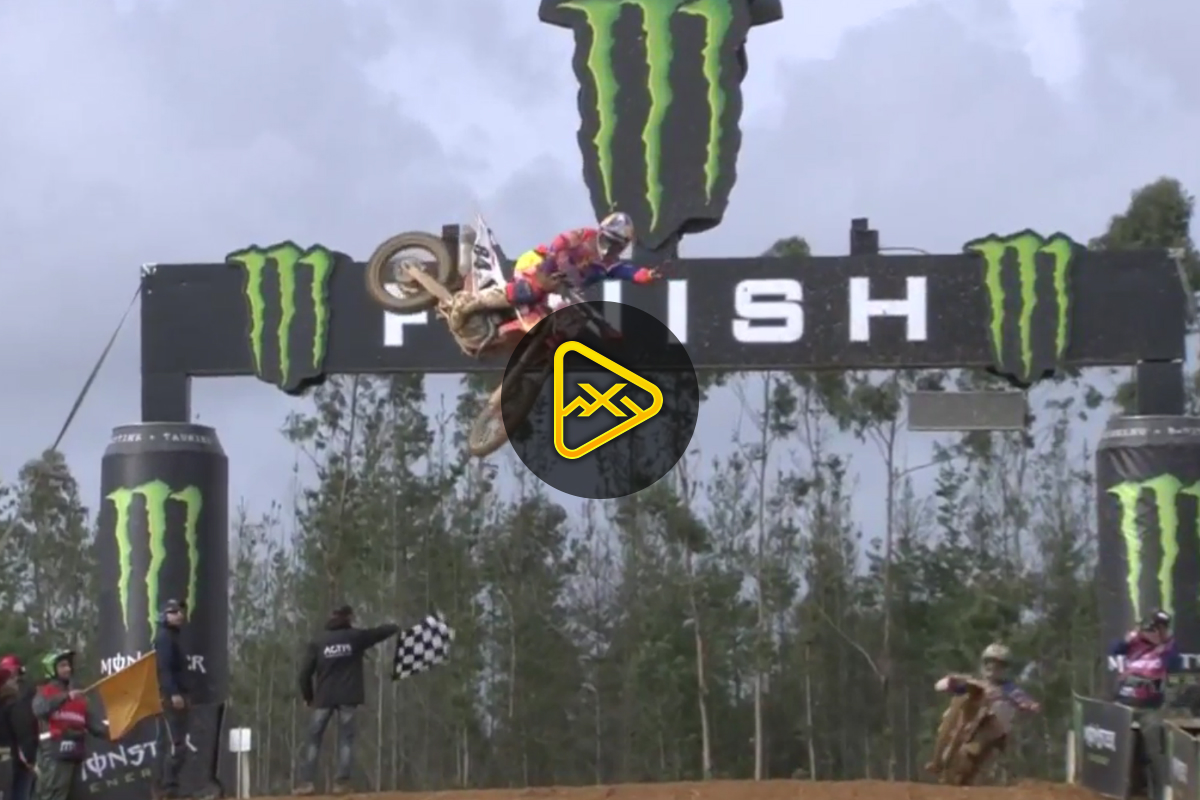 2018 MXGP of Portugal Highlights