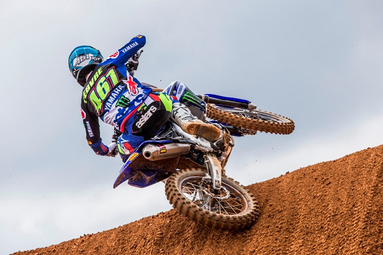 Poised Results in Portugal for Febvre and Van Horebeek