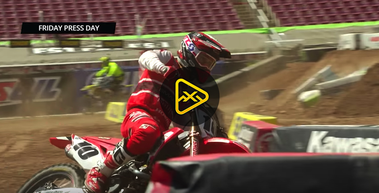 Justin Brayton to Retire?  – 2018 SLC SX
