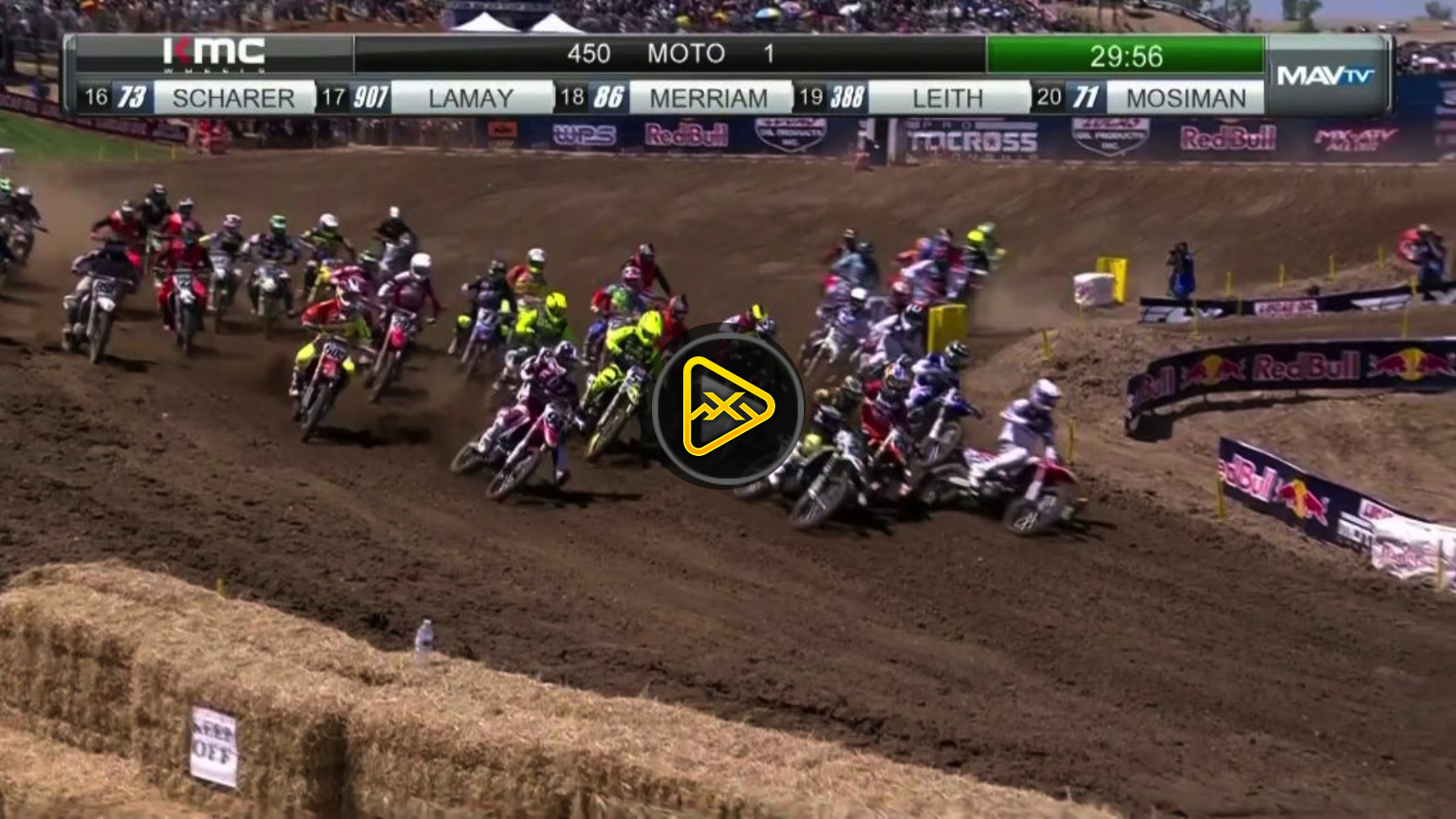 450MX Highlights – 2018 Hangtown National