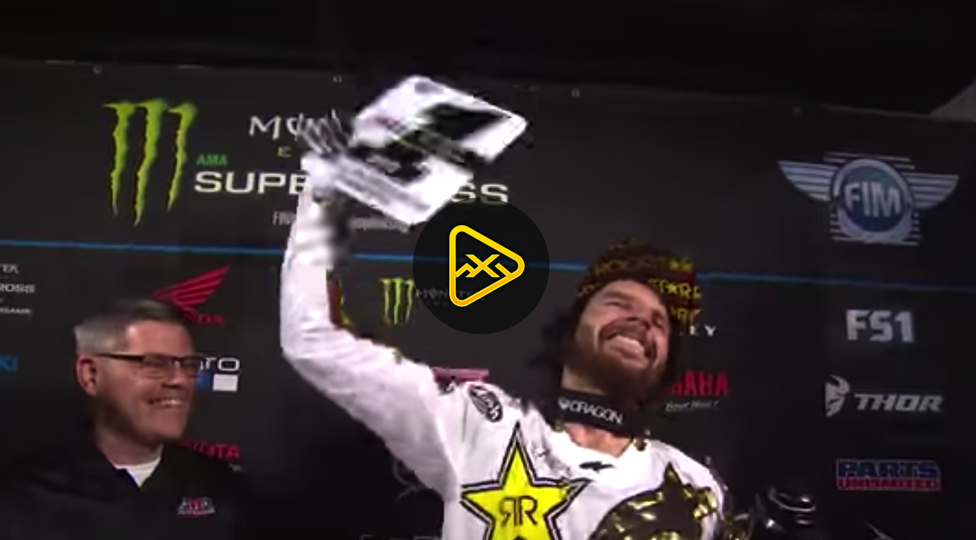 Official Post Show – 2018 Las Vegas SX