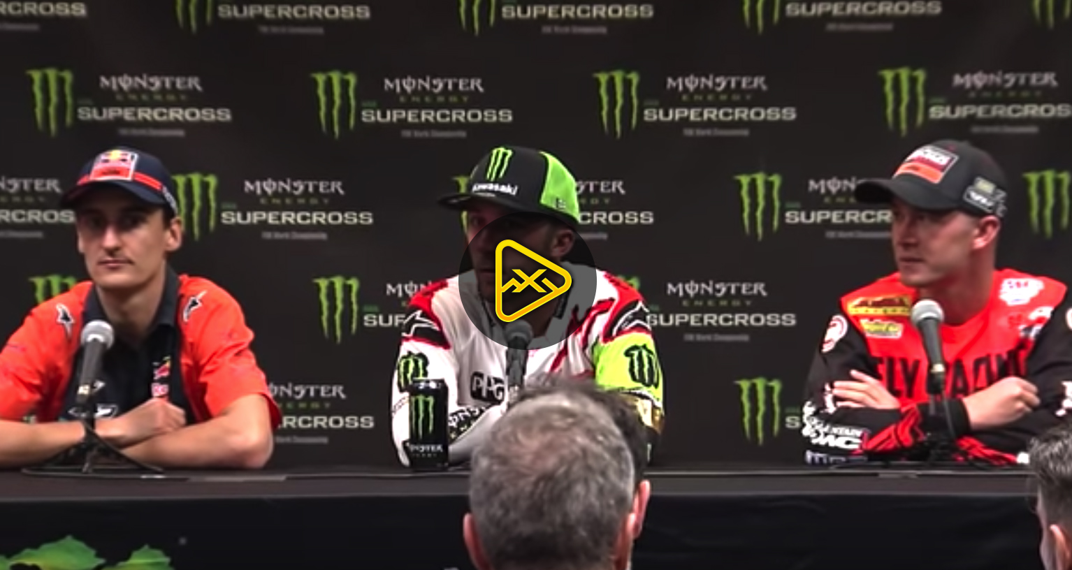 450SX Press Conference – 2018 Las Vegas SX