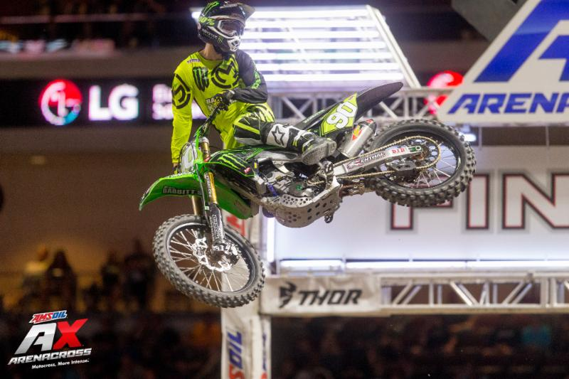 AX Champ Jacob Hayes Signs with Serco Yamaha