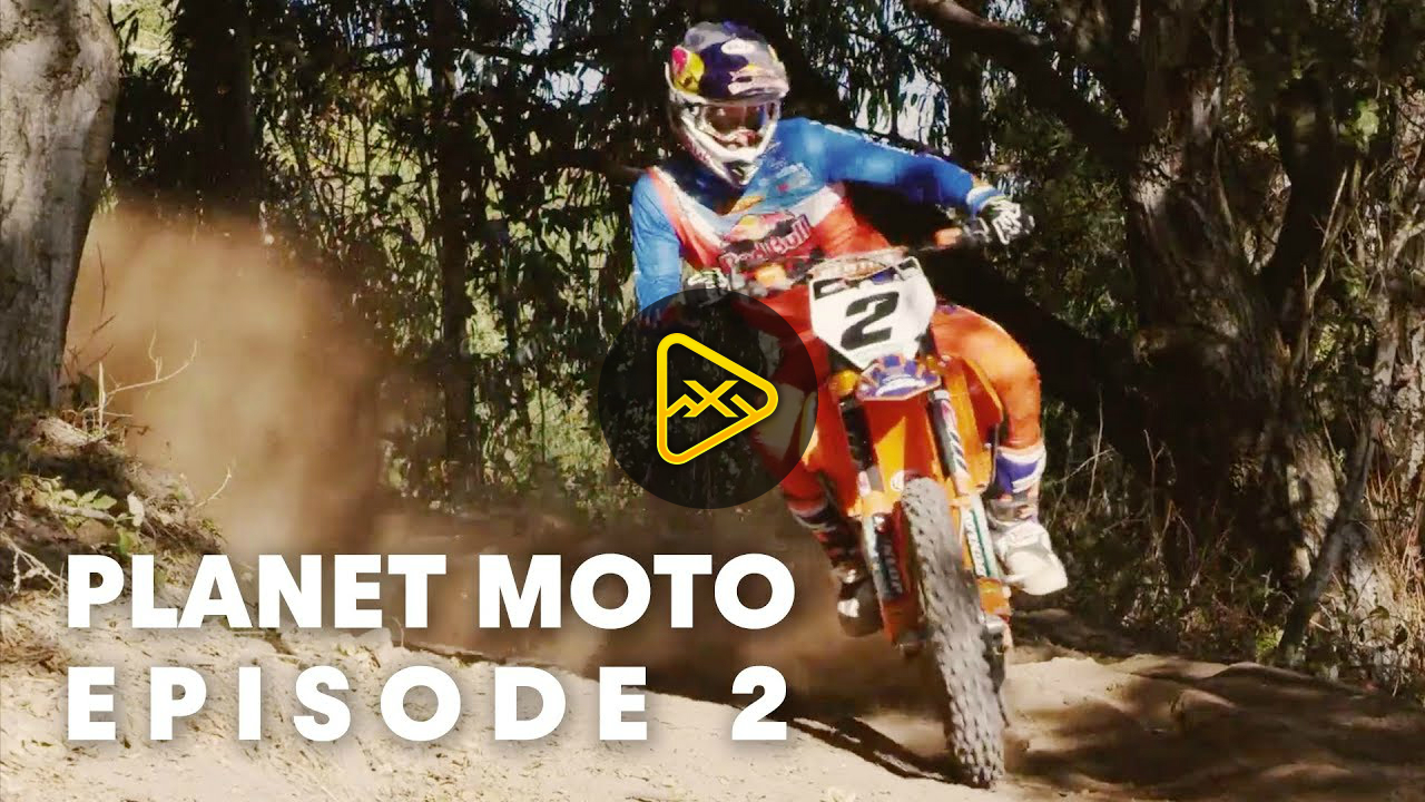 PLANET MOTO E2: Racing against the elements in Enduro.