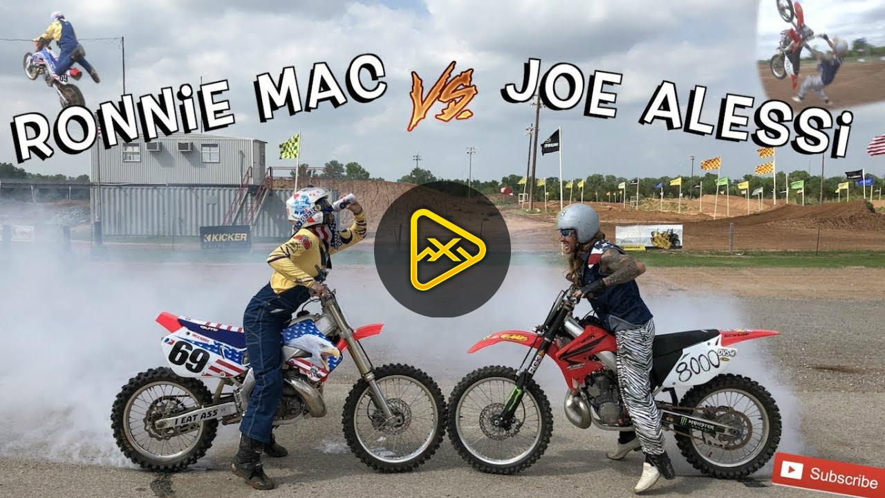 Ronnie Mac vs. Joe Alessi