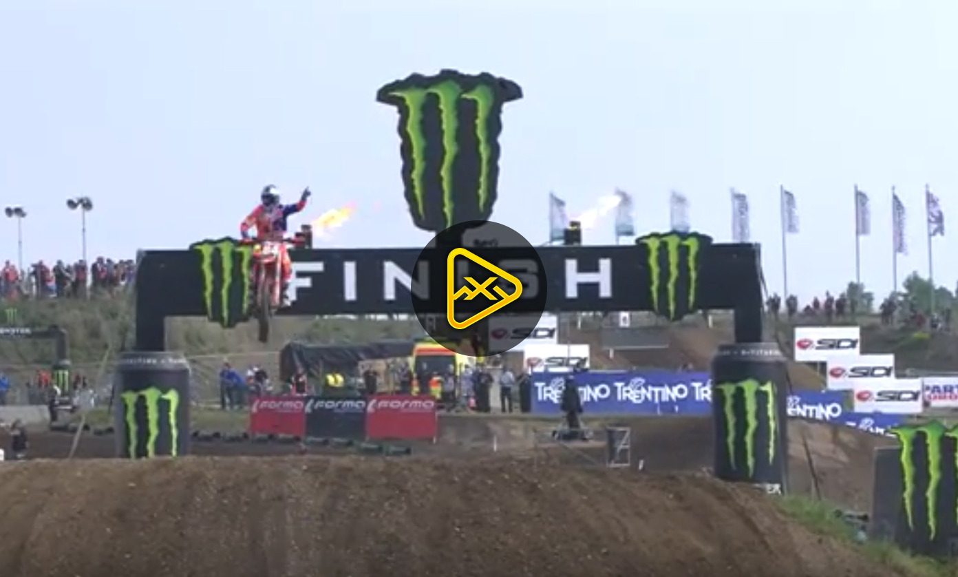 Qualifying Highlights – 2018 MXGP of Germany