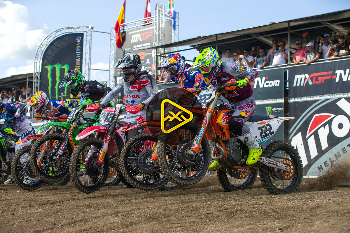 2018 MXGP of Great Britain Highlights