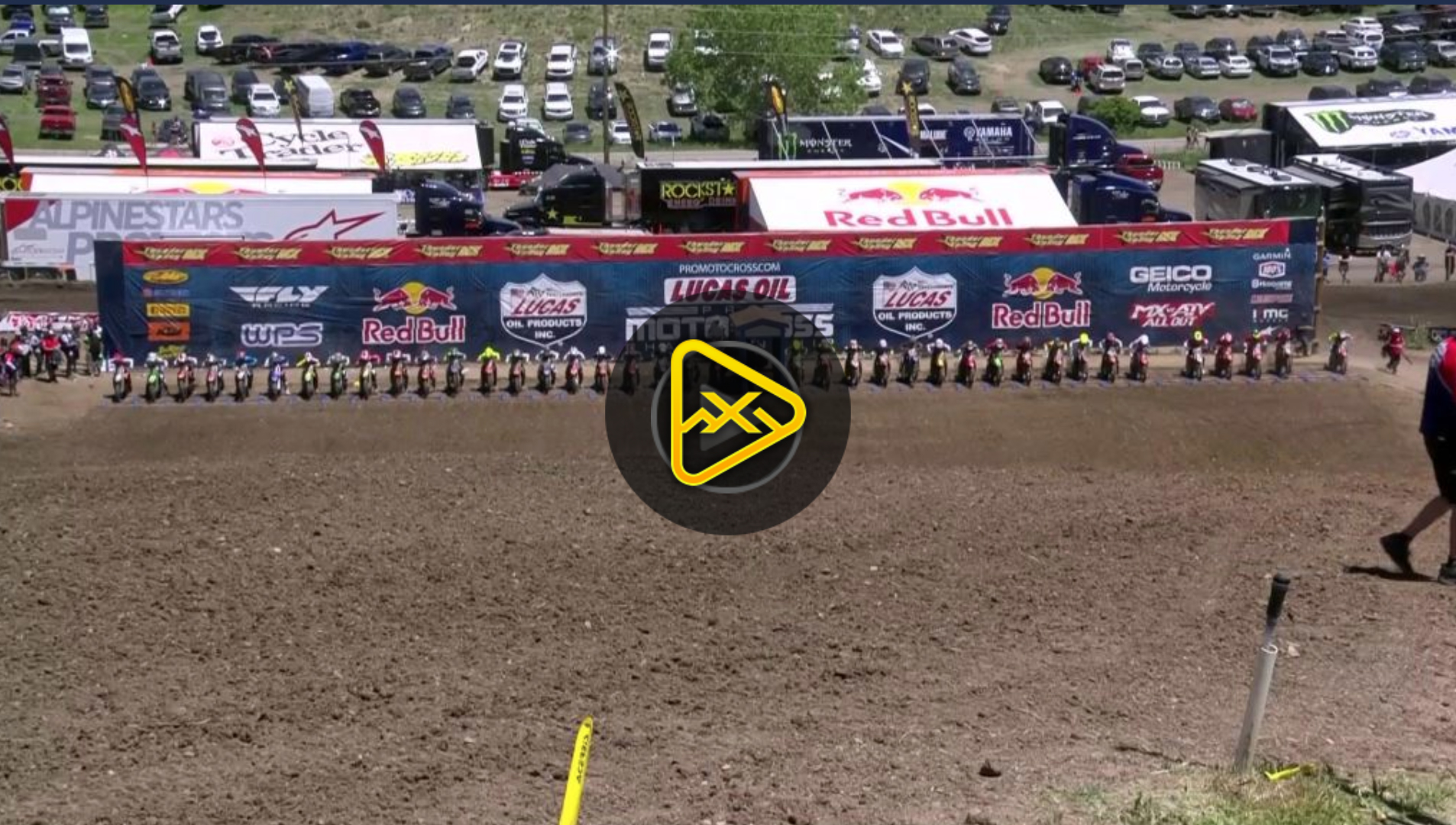 450MX Highlights – 2018 Thunder Valley National