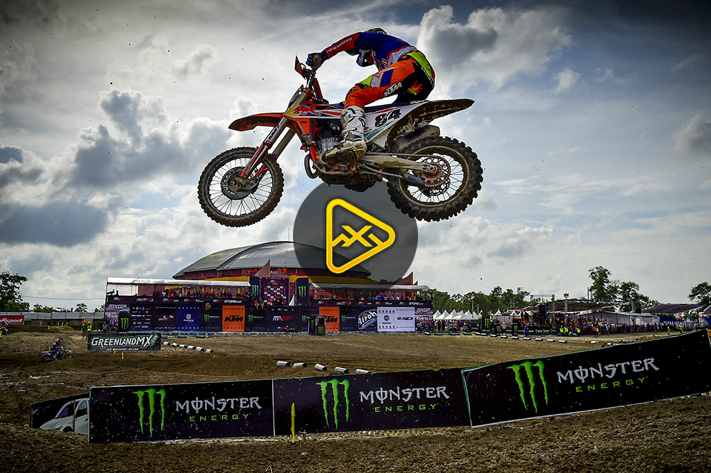 Qualifying Highlights  – 2018 MXGP of Indonesia