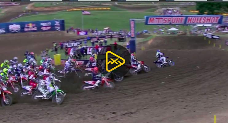 250MX Highlights – 2018 Tennessee National