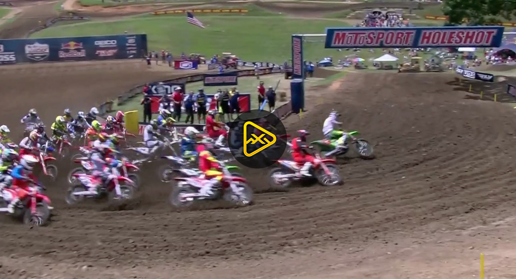 450MX Highlights – 2018 Tennessee National
