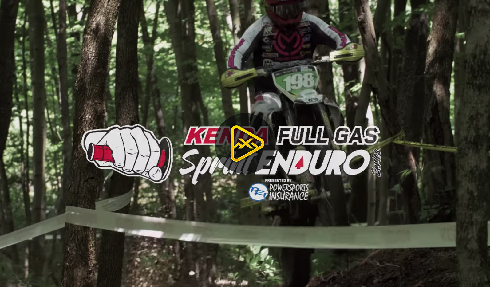 2018 Full Gas Sprint Enduro – Rd4 Highlights