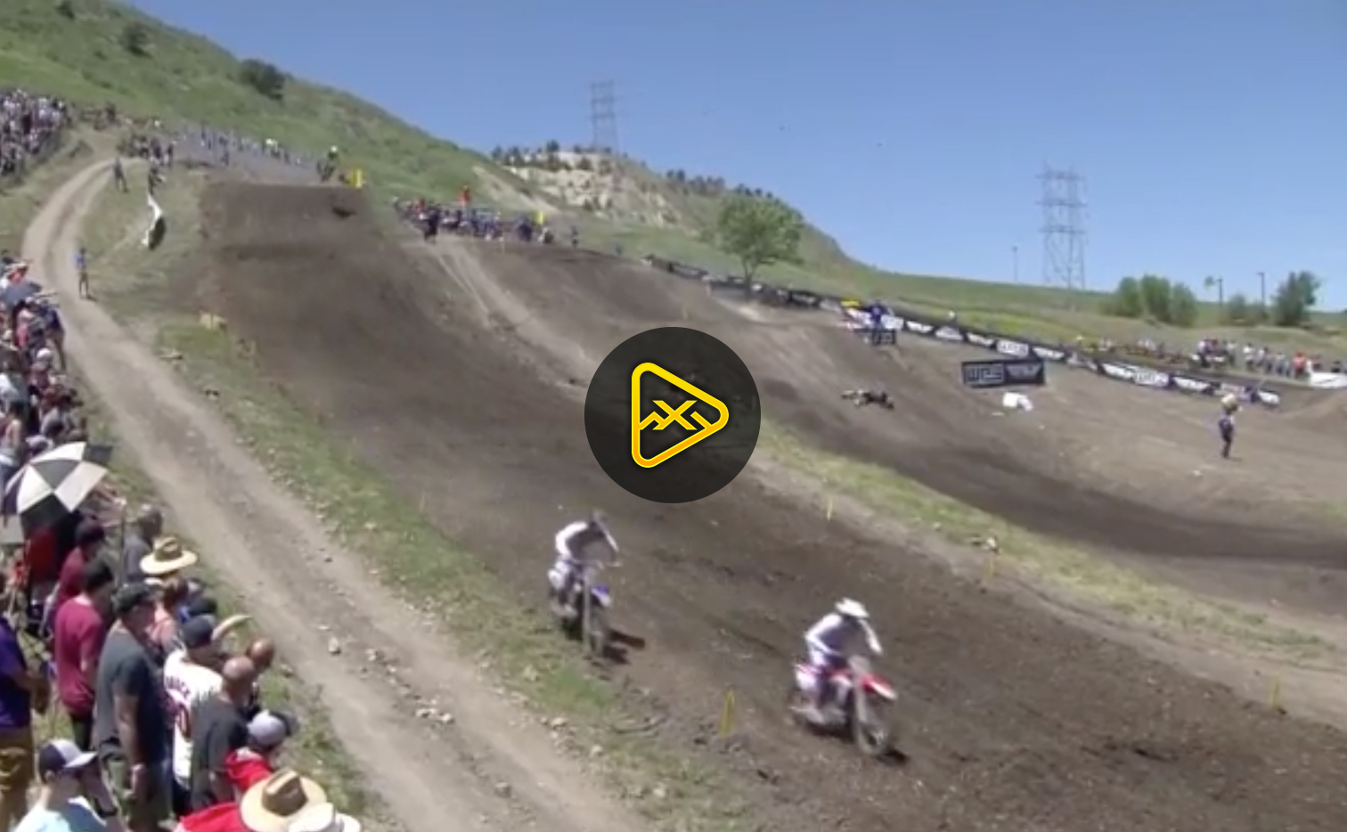 Scary Crash by Kyle Chisholm – Thunder Valley
