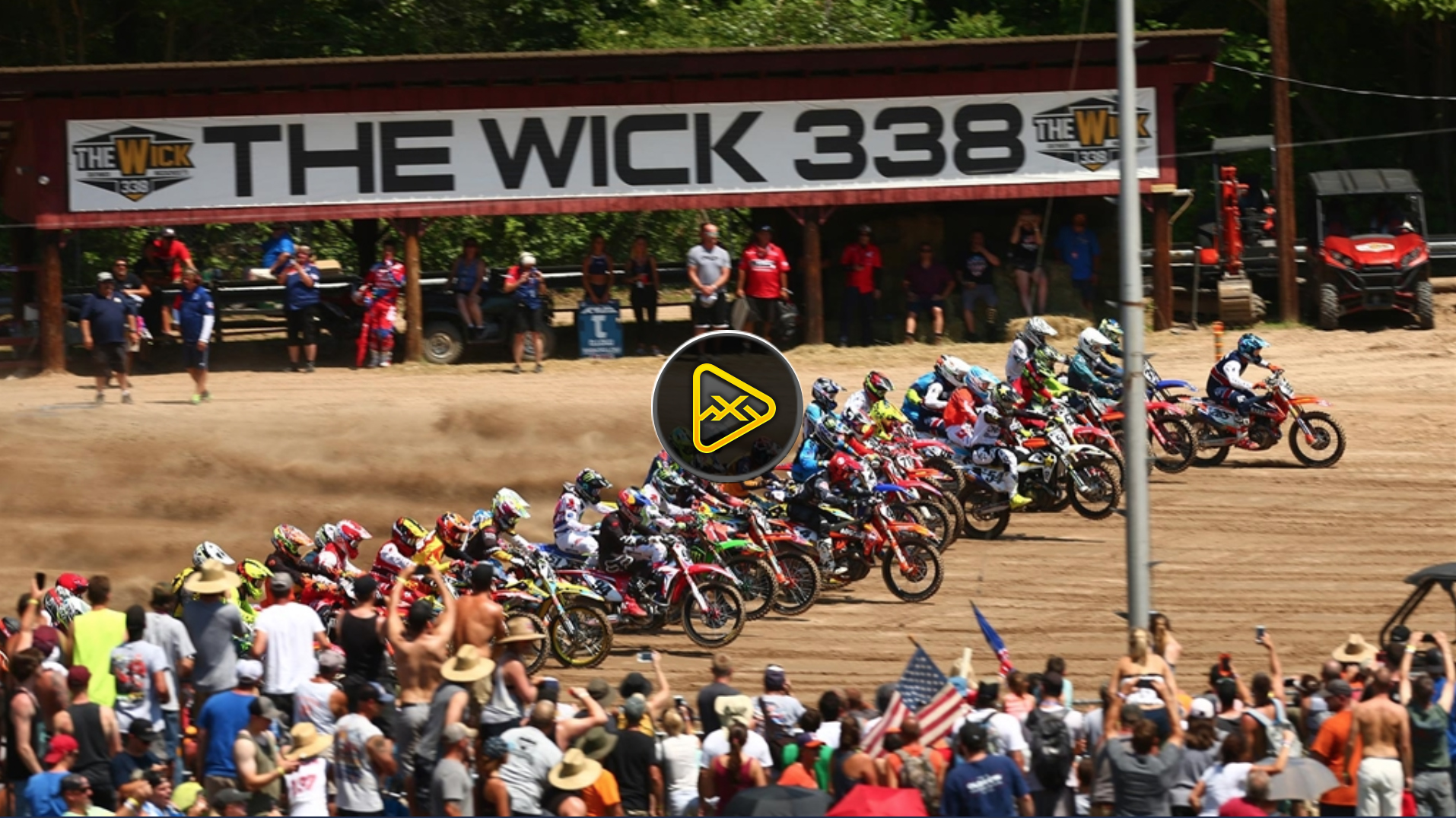 2018 Southwick National Highlights