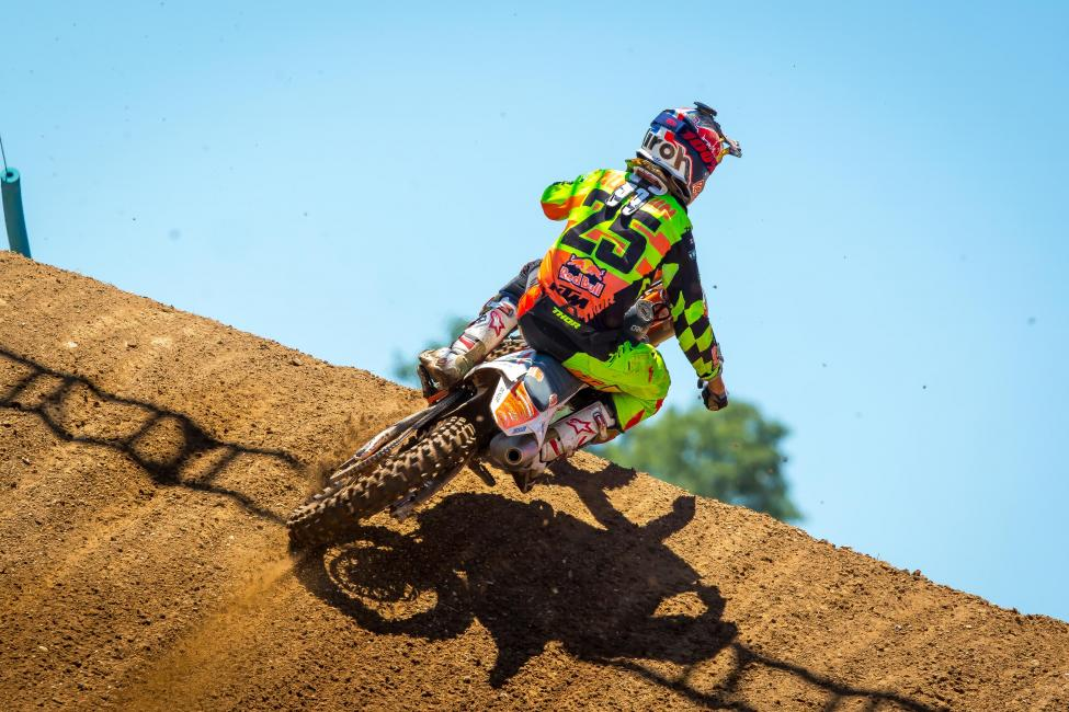 Musquin and Plessinger Win at 2018 RedBud National