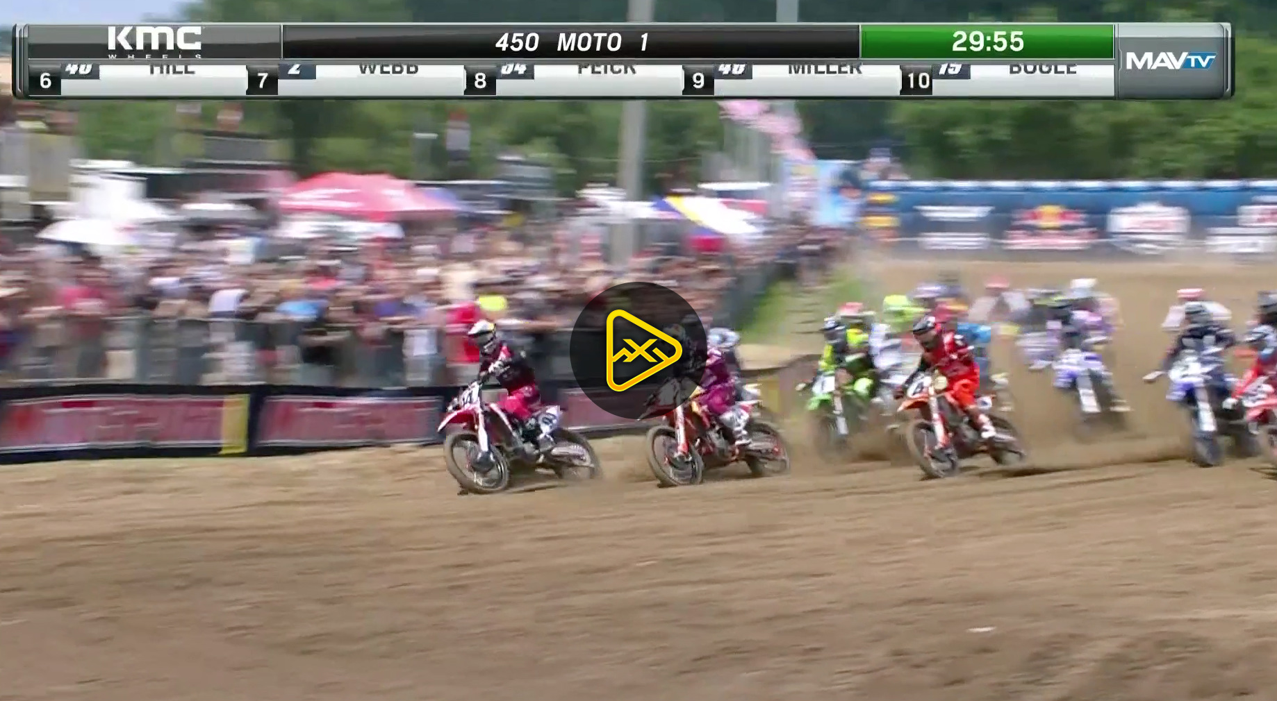 450 Highlights – 2018 Spring Creek National