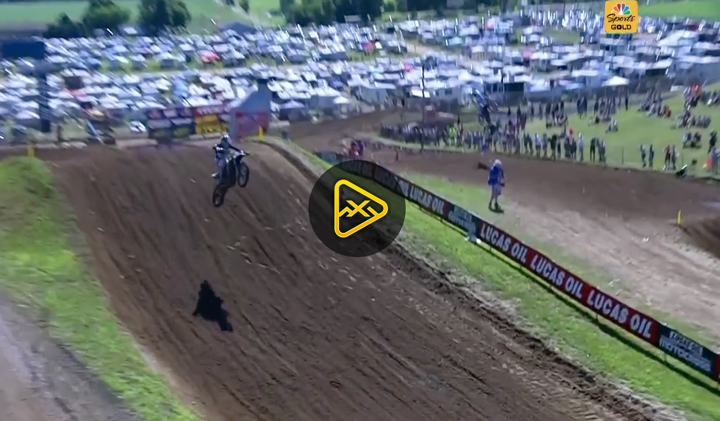 Colt Nichols Tries Larocco's Leap on 250F