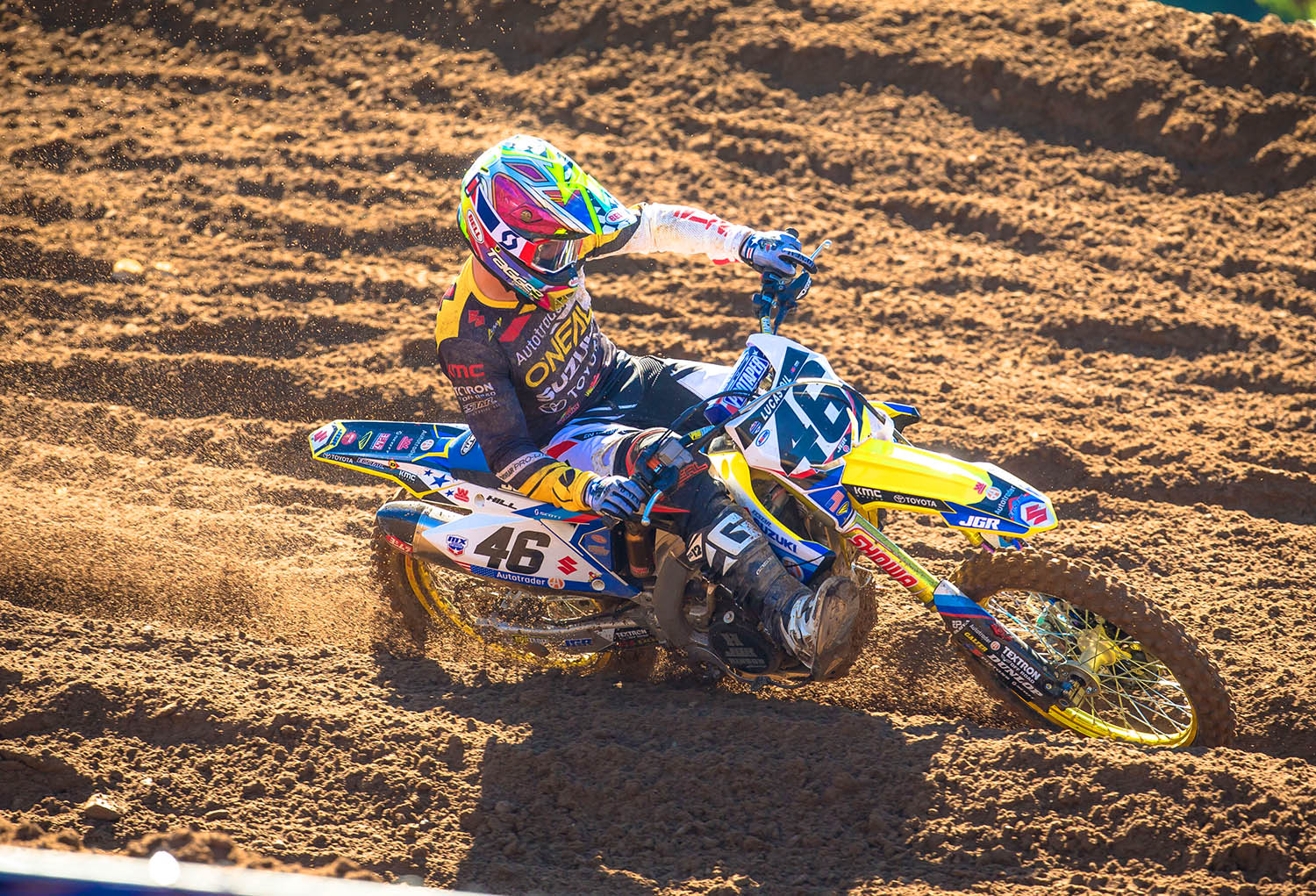 Autotrader/Yoshimura/Suzuki Factory Racing Team Report:  RedBud National