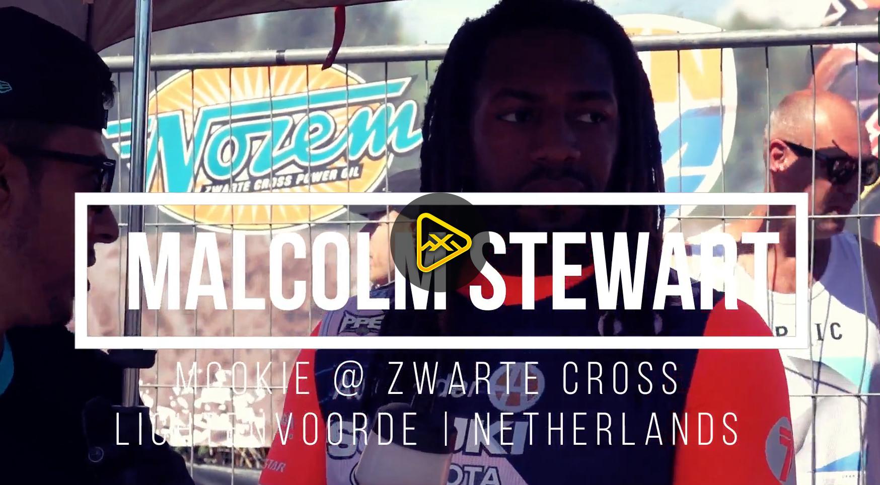 Malcom Stewart Highlights from Zwarte Cross