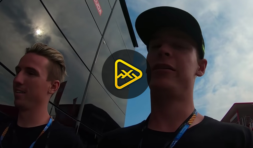 Adam Cianciarulo Vlog – Heading to MotoGP