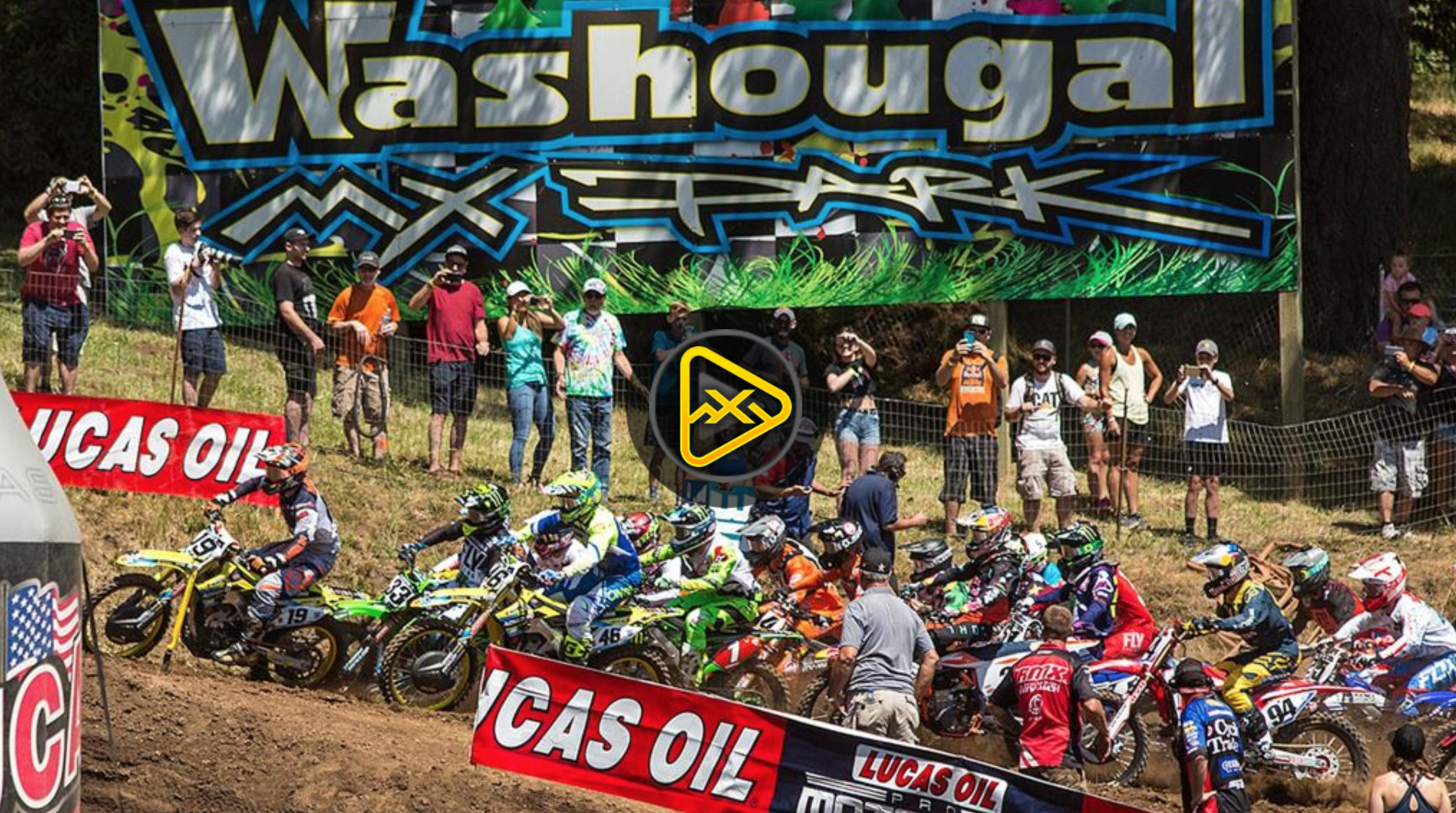 2018 Washougal National Highlight Show