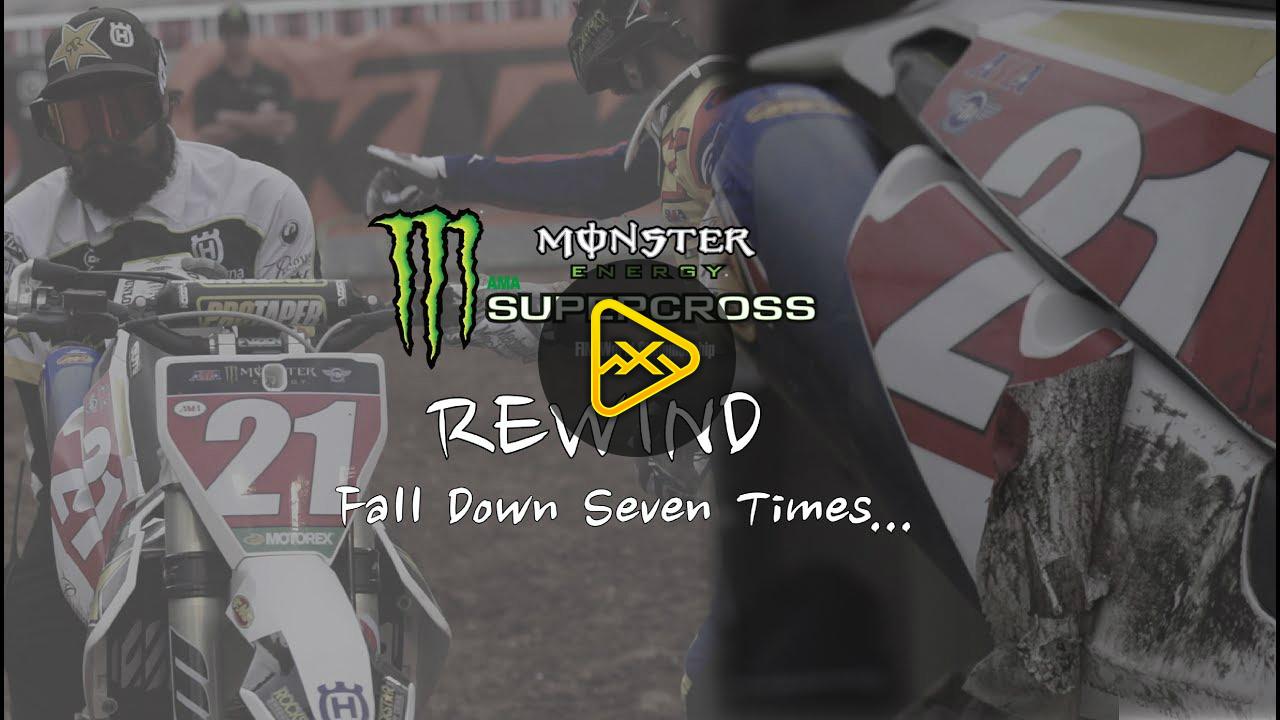 2018 SX Rewind: Jason Anderson and Salt Lake