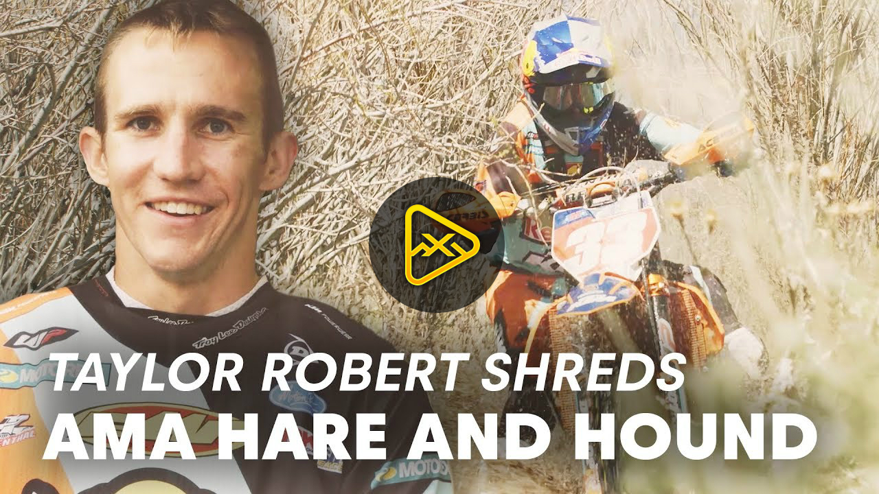 Taylor Robert's Quest to Being the World's Best Dirtbike Rider.