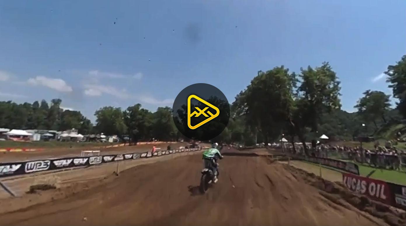 Helmet Cam 360: Dakota Alix at Spring Creek