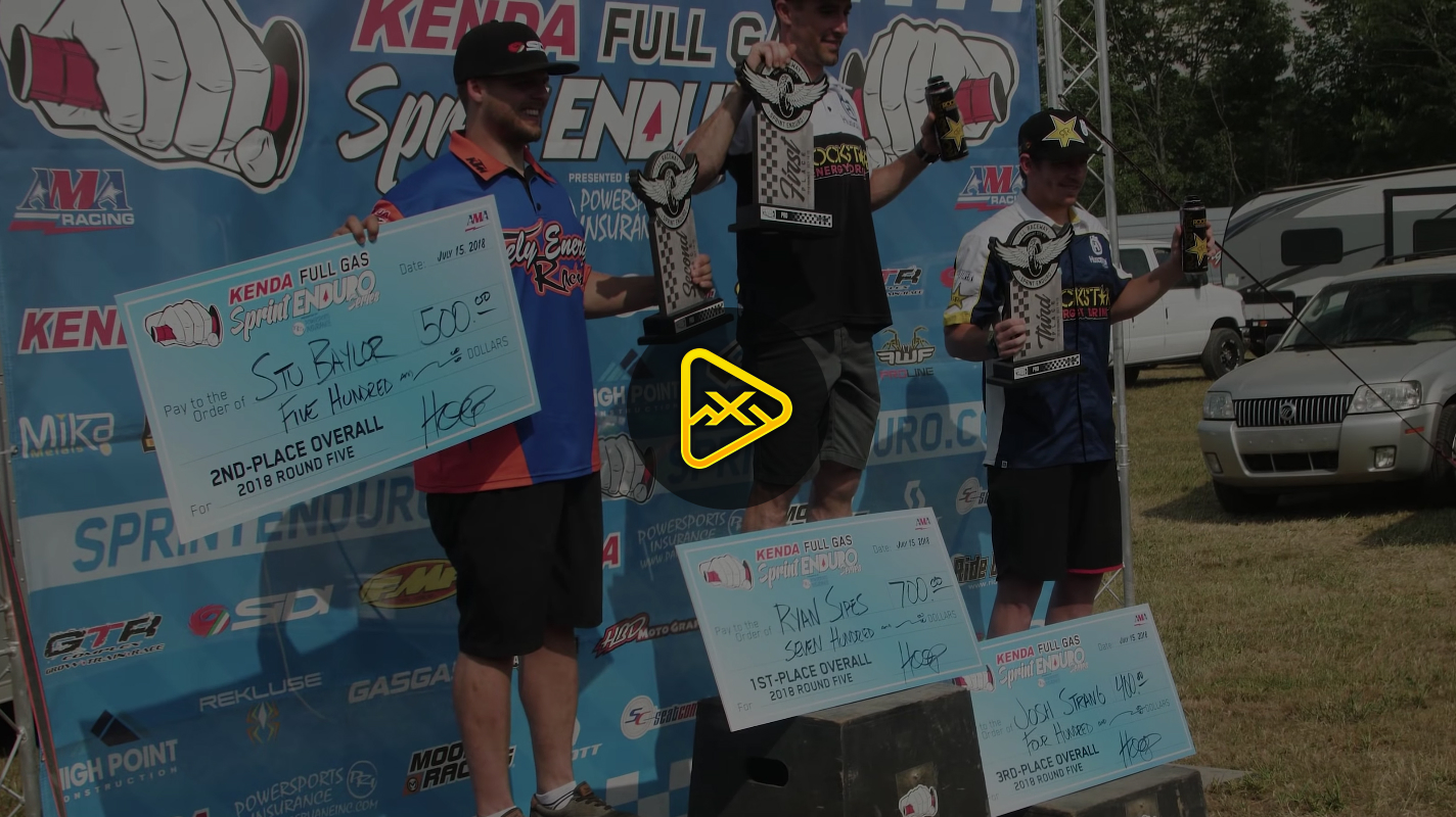 2018 Full Gas Sprint Enduro Series – Rd5 Highlights