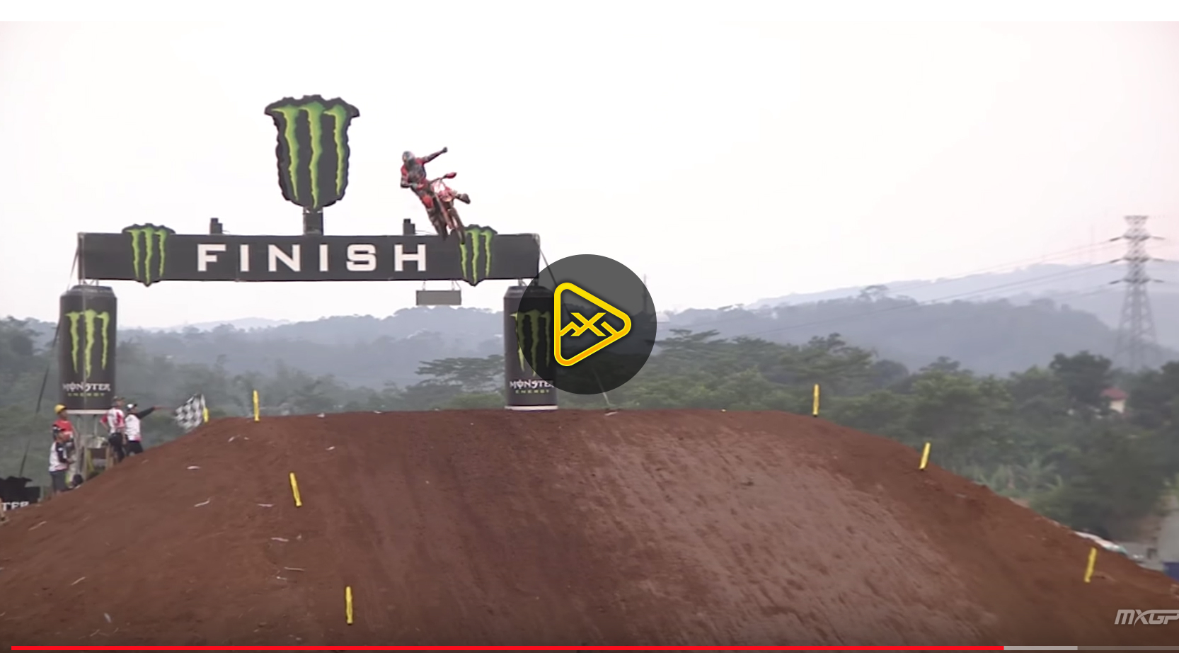 2018 MXGP of Asia Highlights