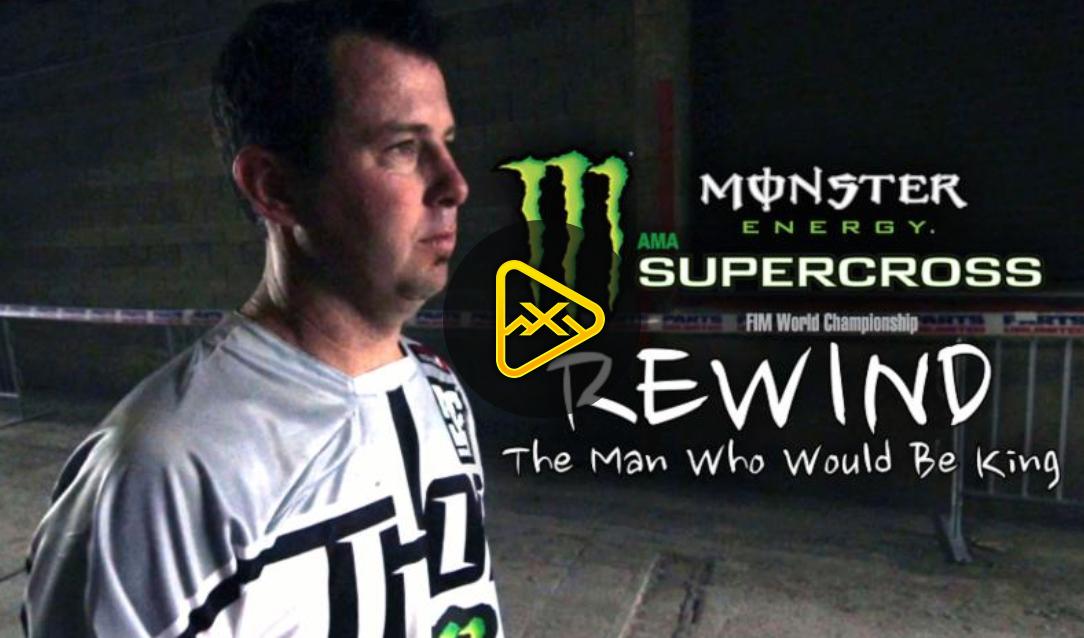 SX Rewind: Jeremy McGrath