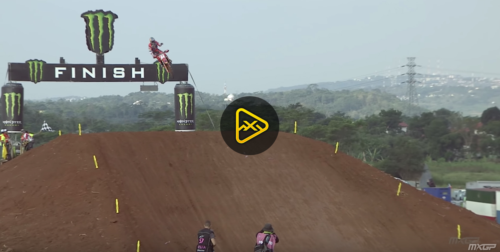 2018 MXGP of Asia Qualifying Highlights