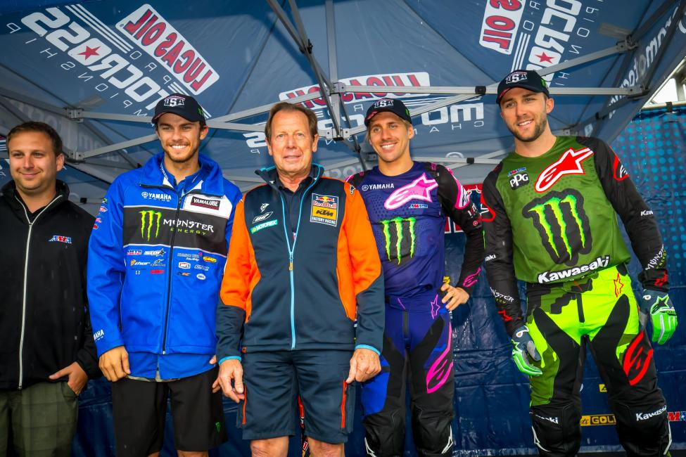 Team USA Announces 2018 Motocross of Nations Lineup
