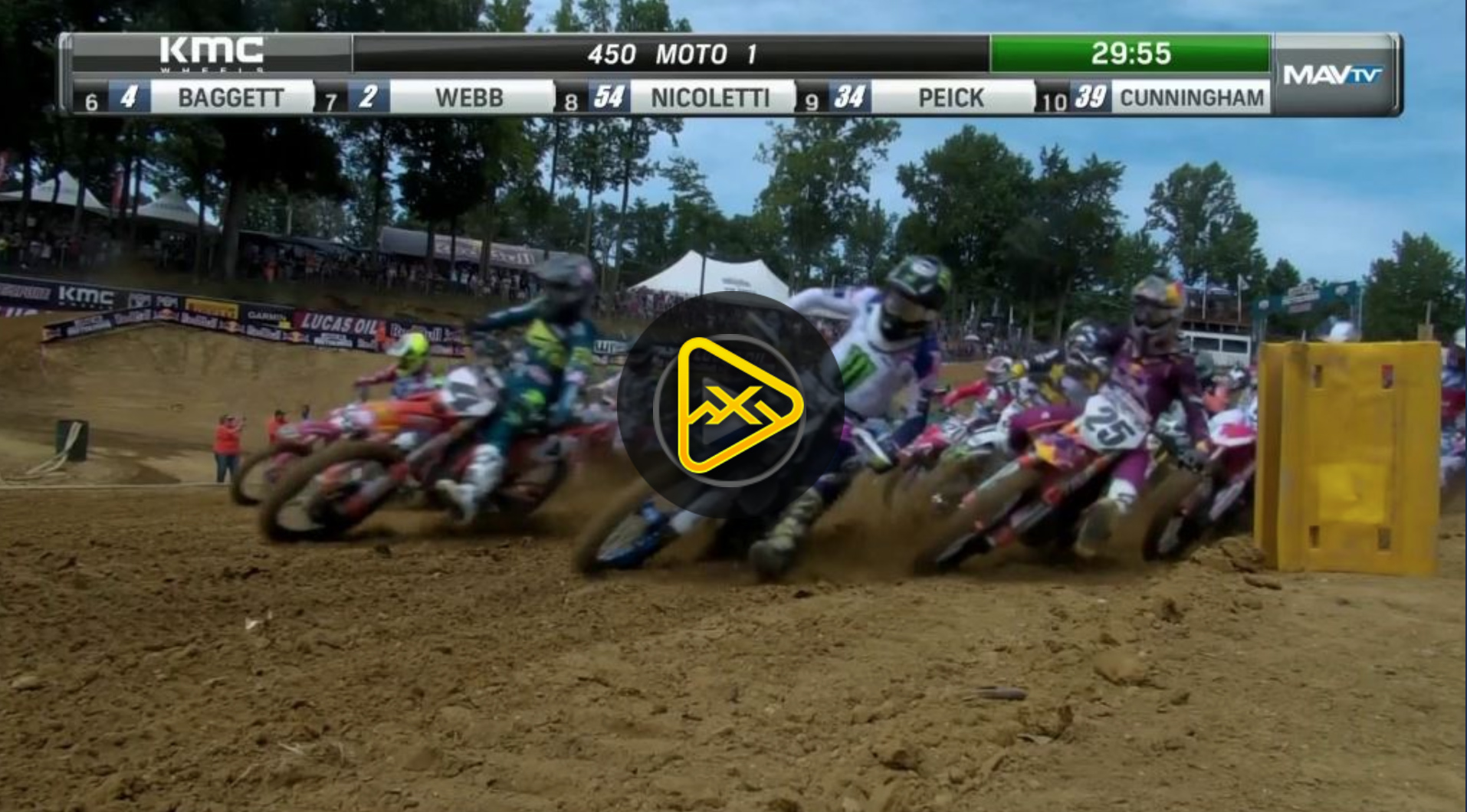 450 Highlights – 2018 Budds Creek National